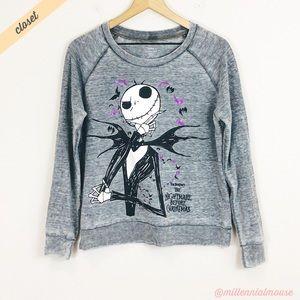 [Disney] Nightmare Before Christmas Sweatshirt